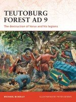 Teutoburg Forest AD 9